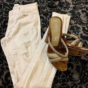 Authentic WAX Skinny Jeans